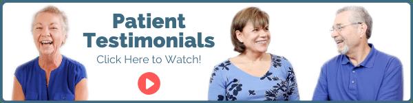 patient testimonials graphic
