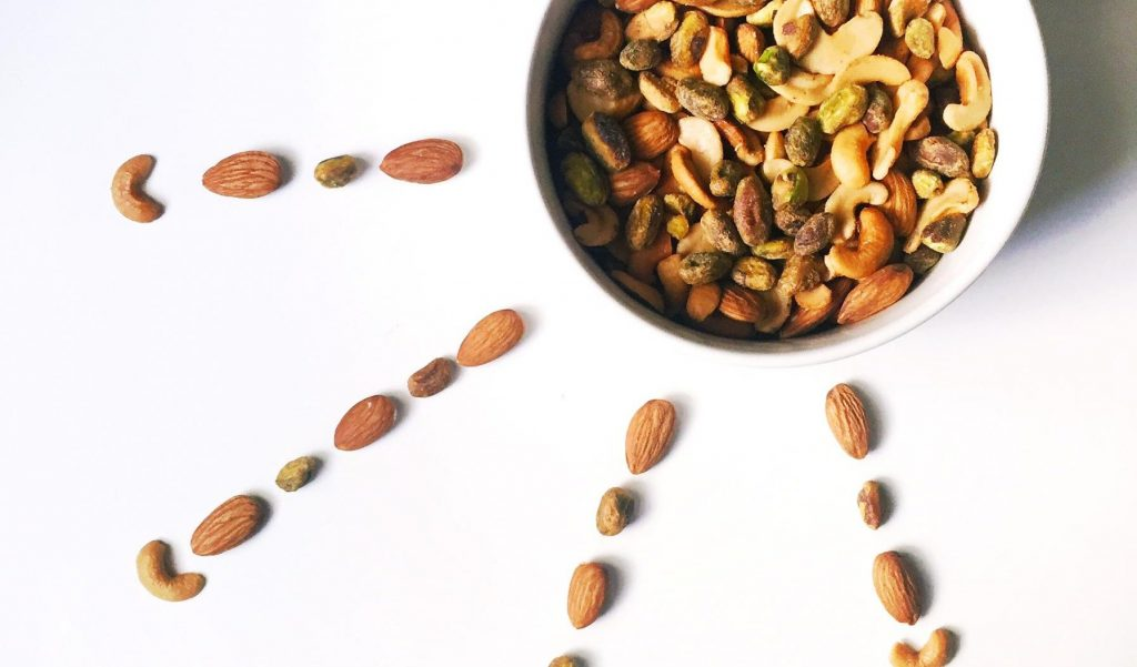 "8 Amazing Reasons Why Your Diet Should Go ""Nuts"""