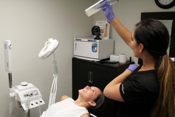 HydraFacial for breakouts