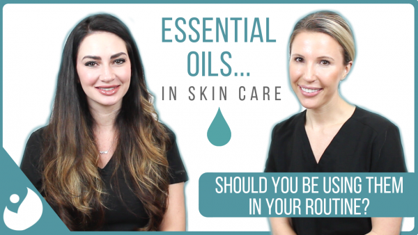 Why Essential Oils May Not be the Best Natural Skincare for You