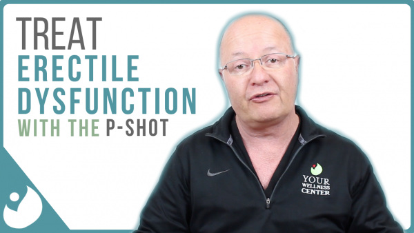 How to Treat Erectile Dysfunction with the P-Shot