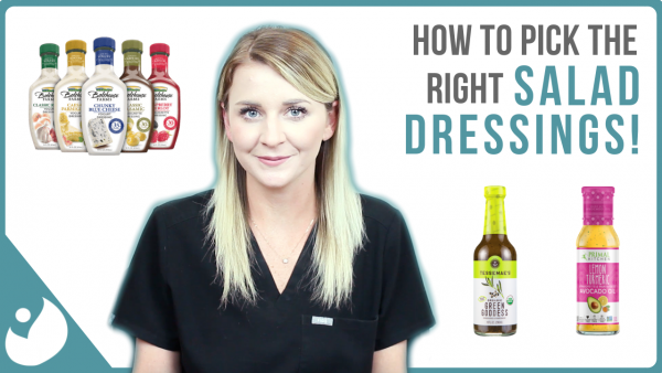 5 Insider Secrets on Choosing a Healthy Salad Dressing
