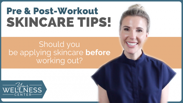 Pre & Post-Workout Skincare tips