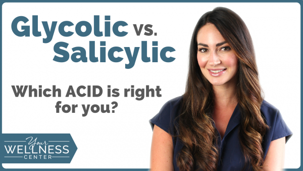 Glycolic vs. Salicylic Acid: How to Choose