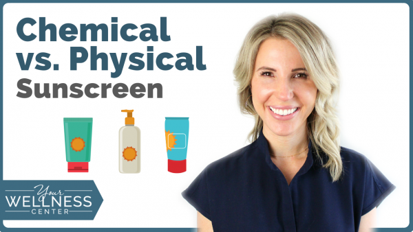 Sunscreen: Chemical vs. Physical