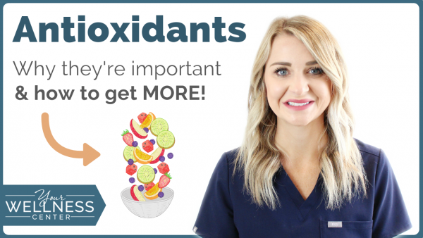 Antioxidants: Benefits and How to Get More