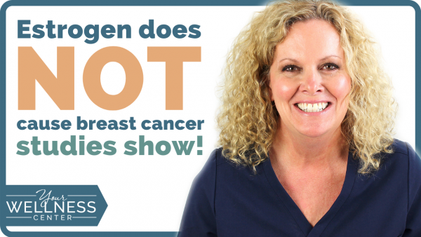 Why Estrogen Does Not Cause Breast Cancer!