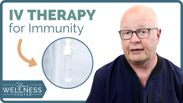 IV Therapy for Immunity