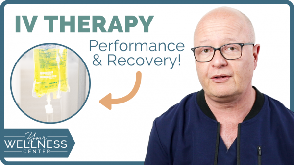 Recovery & Performance IV Therapy