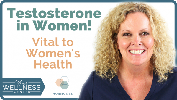 Testosterone in Women: Benefits & Breakdown