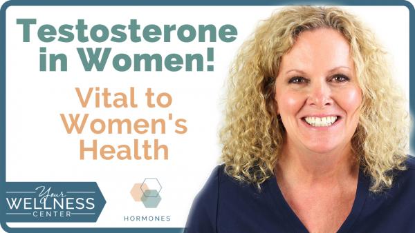 Testosterone in Women: Benefits & Breakdown