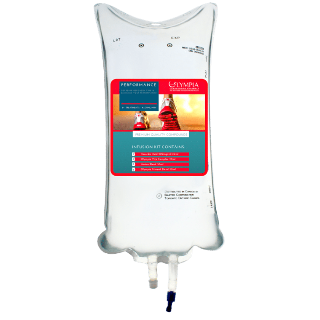 IV Therapy treatment